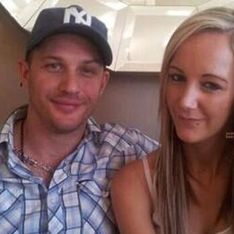 Tom Hardy fulfills cancer sufferer's wish with surprise lunch date