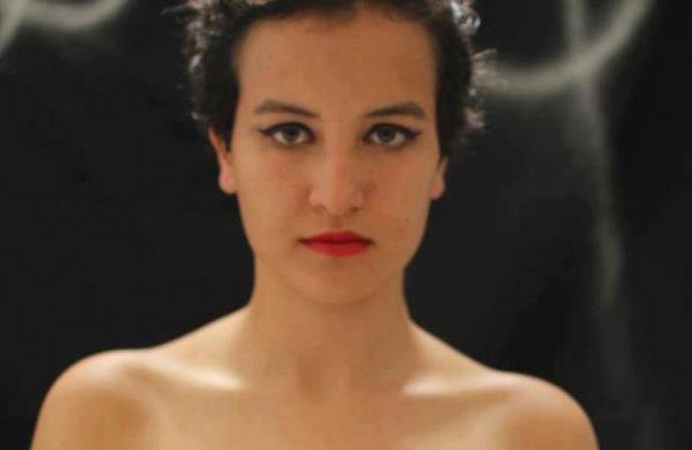 Femen : Amina Tyler, jugée pour une bombe lacrimogène