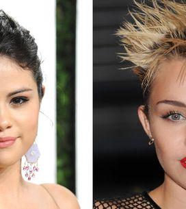 Selena Gomez : Jalouse de Miley Cyrus ?