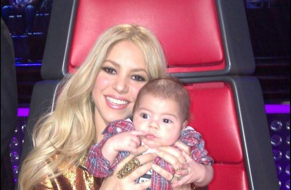 """Shakira : """"J'allaiterai Milan jusqu'à ce qu'il aille à l'Université"""""""