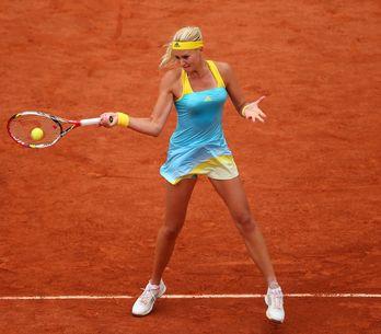 Roland Garros : Quand les tenniswomen jouent (aussi) de leurs charmes
