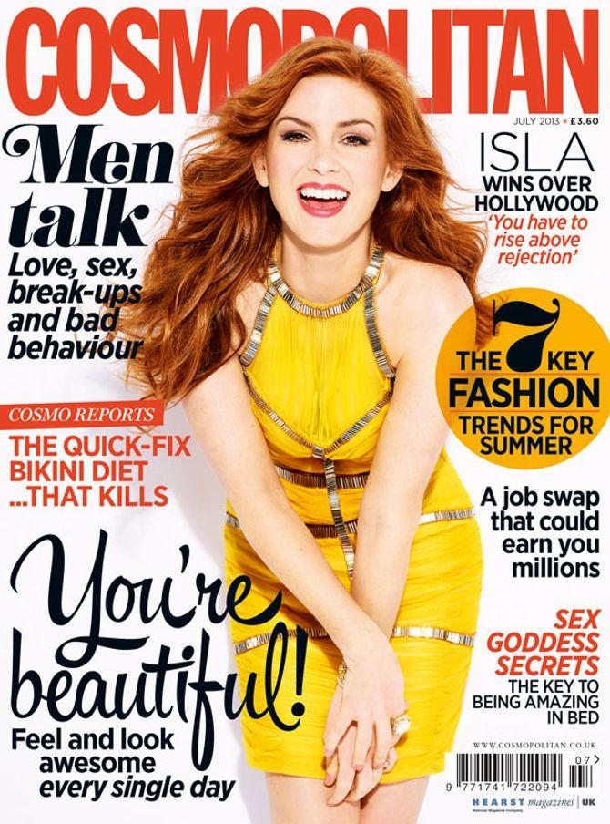 Cosmopolitan July 2013