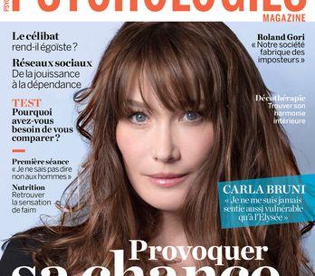 Carla Bruni-Sarkozy : La chirurgie esthétique ça fait une tête curieuse