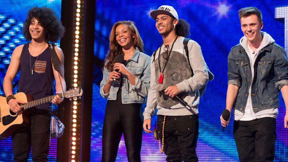 "BGT 2013: Luminites labelled ""the British Black Eyed Peas"" before making final"