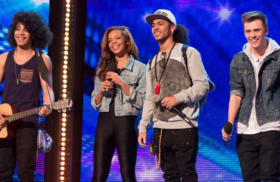BGT 2013: Luminites labelled the British Black Eyed Peas before making final