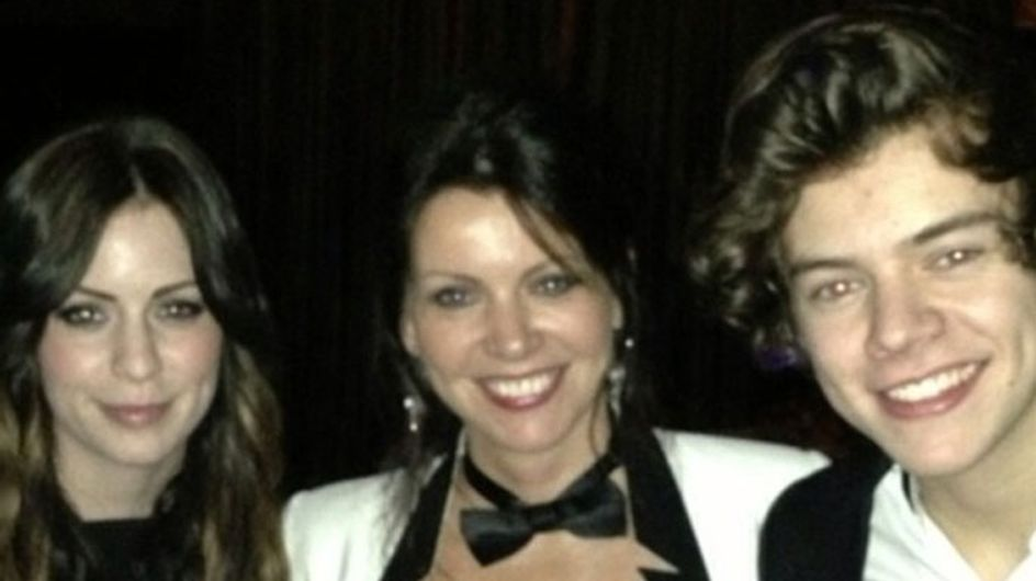 One Direction's Harry Styles to be best man at his mother's wedding