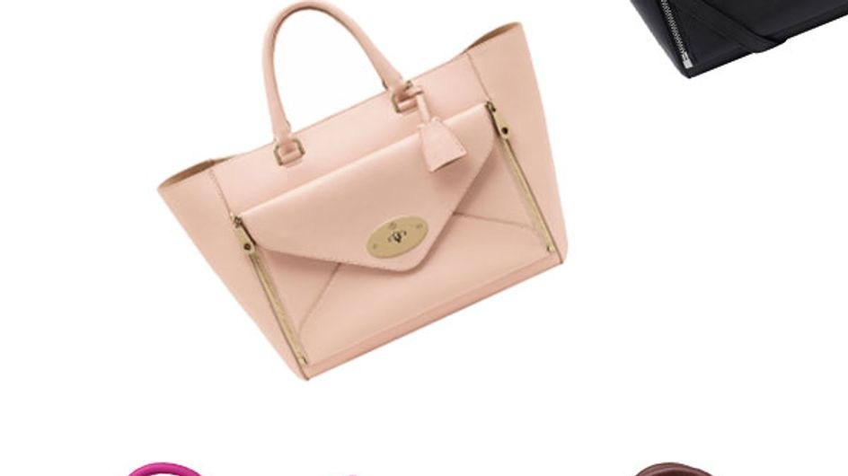 Mulberry reveal their NEW collection of colour pop bags