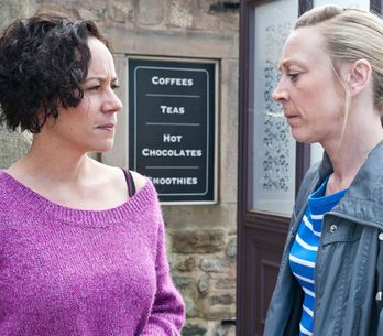 Emmerdale 12/06 - Ruby has an idea for Gemma's baby