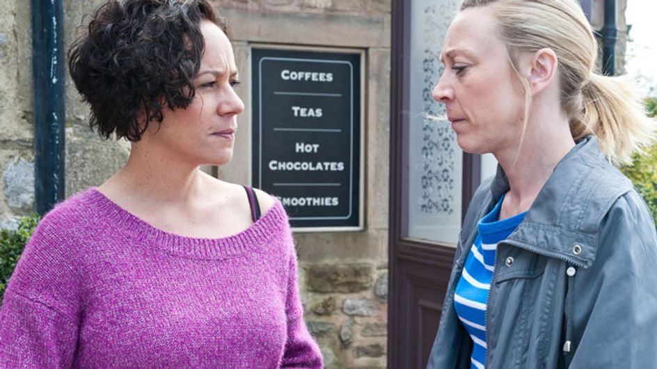 Emmerdale 12/06 - Ruby has an idea for Gemma's baby