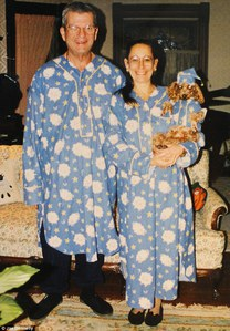 Nancy et Donald Featherstone