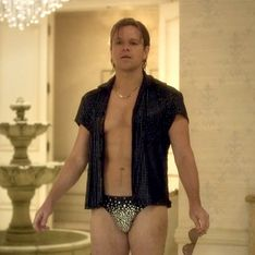 Matt Damon en slip à strass, la vision anti-sexy ! (Photos)