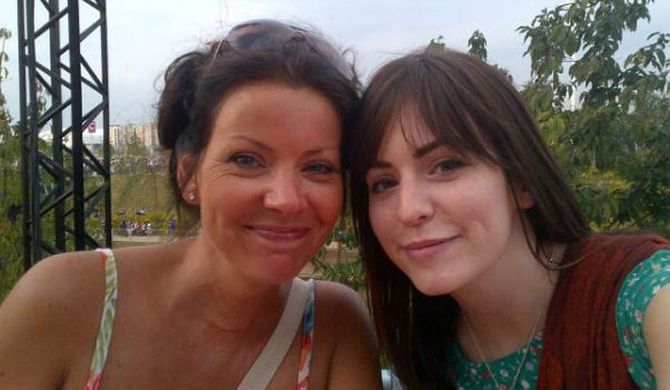 Anne Cox and Gemma Styles
