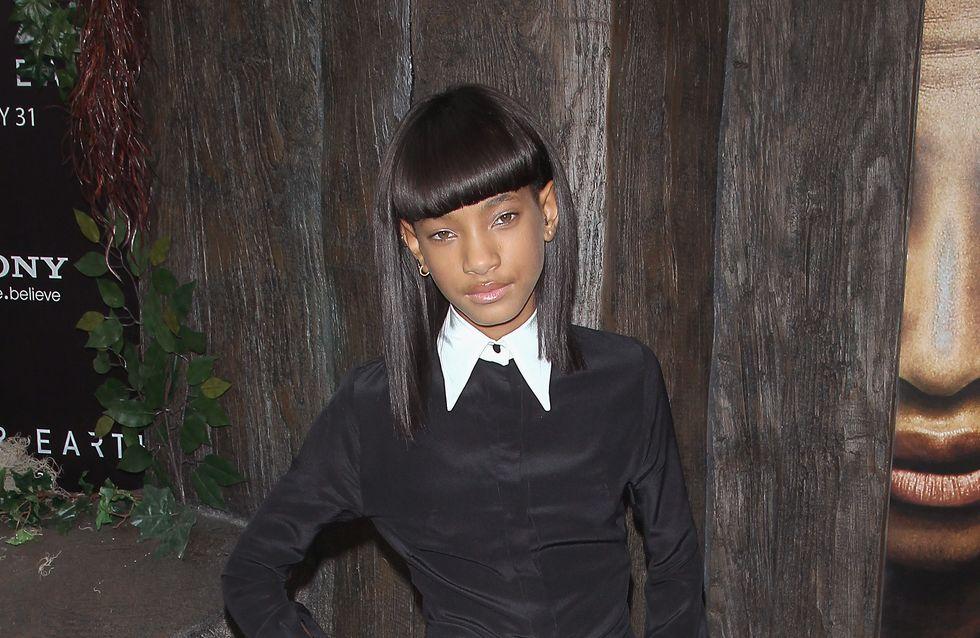 Willow Smith : Une coupe de cheveux pas tellement adaptée à son âge