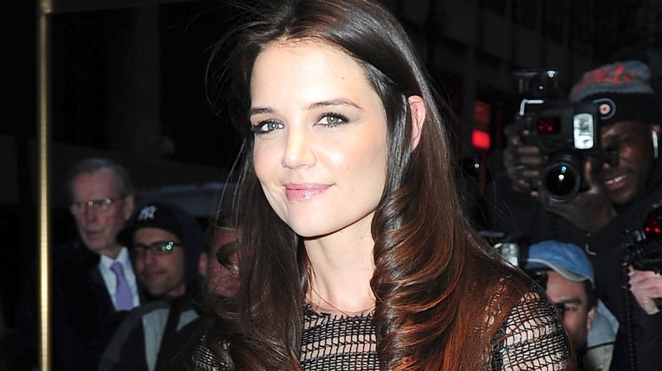 Katie Holmes sans maquillage ça décomplexe ! (photo)