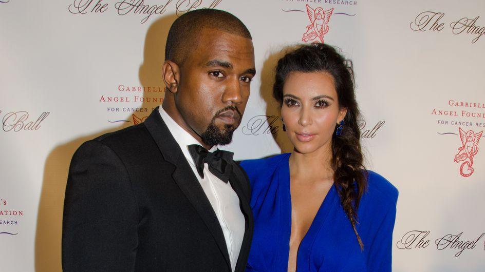 Kim Kardashian : Enceinte d'une fille (vidéo)