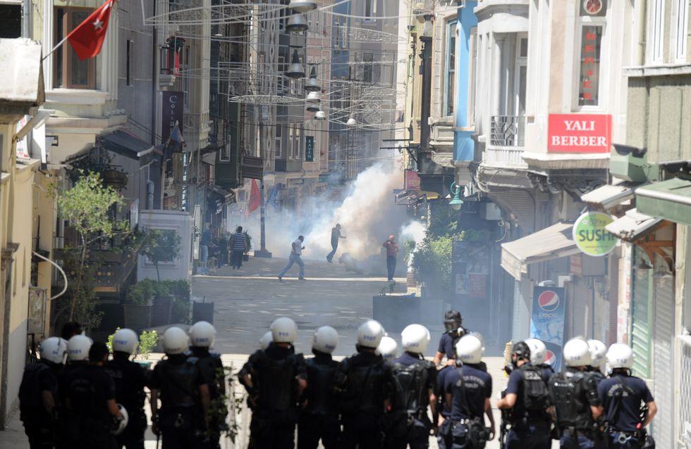 Turquie : Affrontements violents entre les manifestants et le pouvoir
