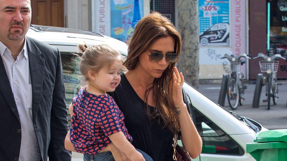 Victoria Beckham : Elle refuse de se maquiller devant Harper