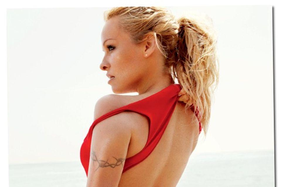 Pamela Anderson, son retour dans les pages du Vogue Brésil (photos et vidéo)