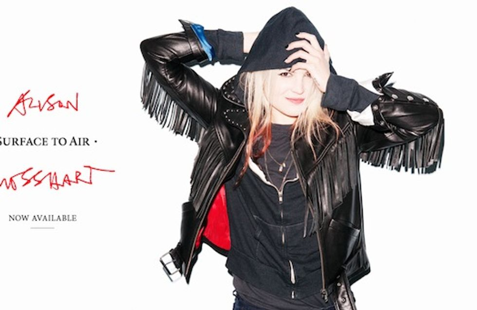 Alison Mosshart et Surface To Air, une collaboration rock à tomber