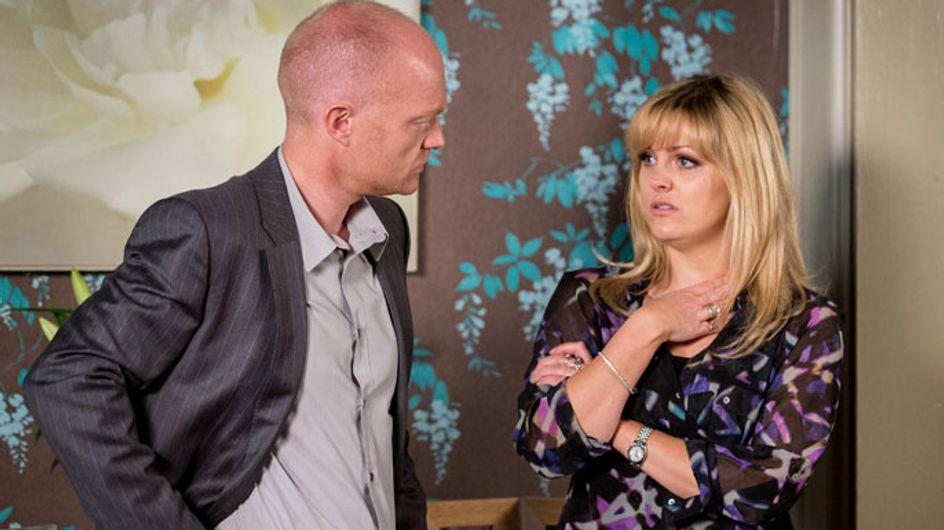 EastEnders 10/06 - Max blames Tanya for Lauren's drinking
