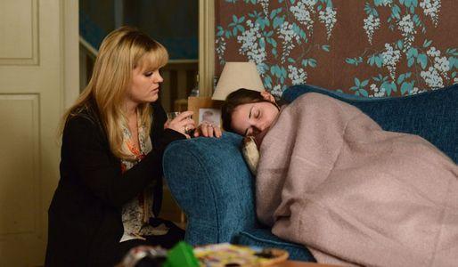 Lauren's suffering going cold turkey