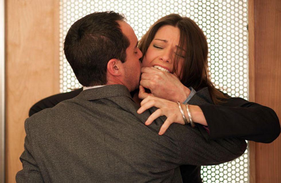 Hollyoaks 13/06 - Dr Browning attacks Lindsey