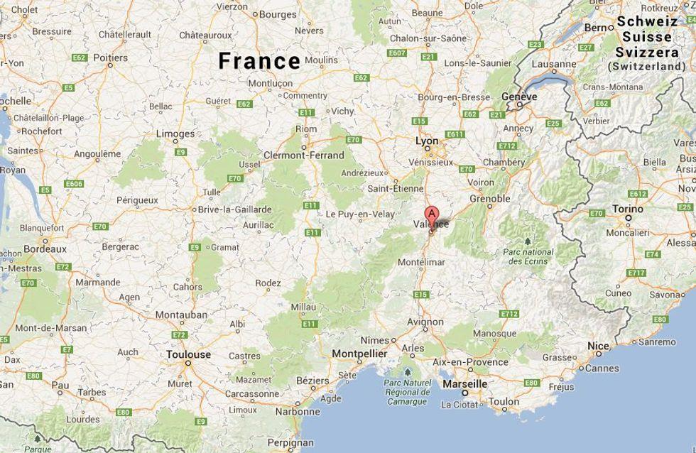 Valence : Une femme prise en otage sur son lieu de travail