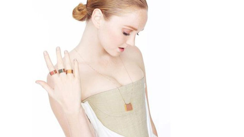 Lily Cole launches eco-friendly jewellery line
