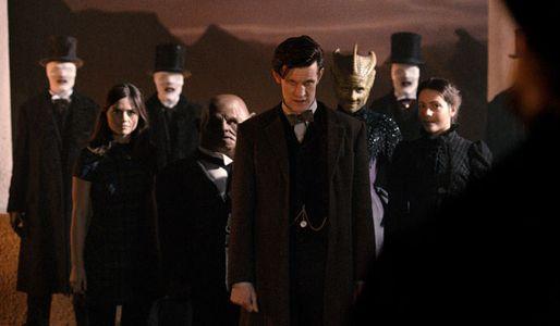 Matt Smith in Doctor Who