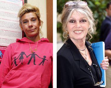 "Frigide Barjot : Brigitte Bardot en a ""plein le dos"""