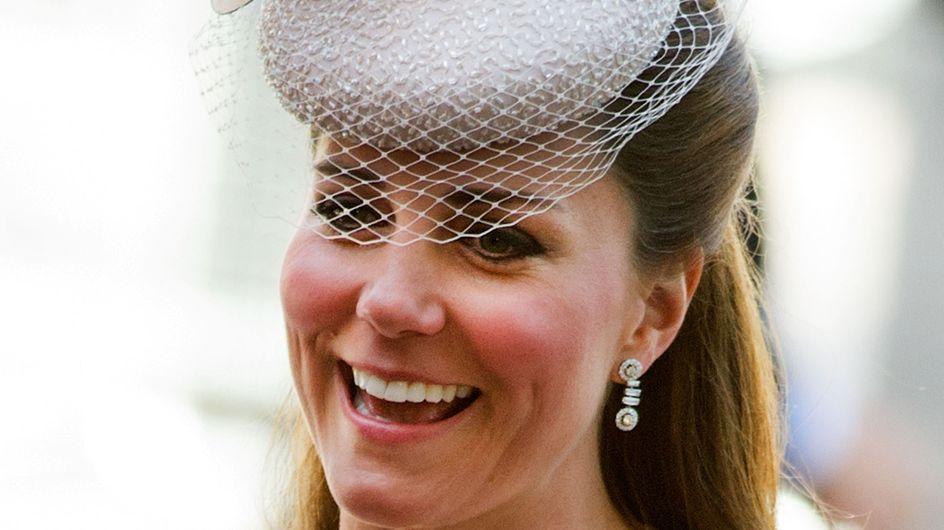 Kate Middleton enceinte : Une future maman éblouissante (Photos)