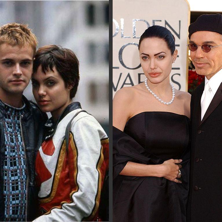 Angelina Jolie lesbienne sexe