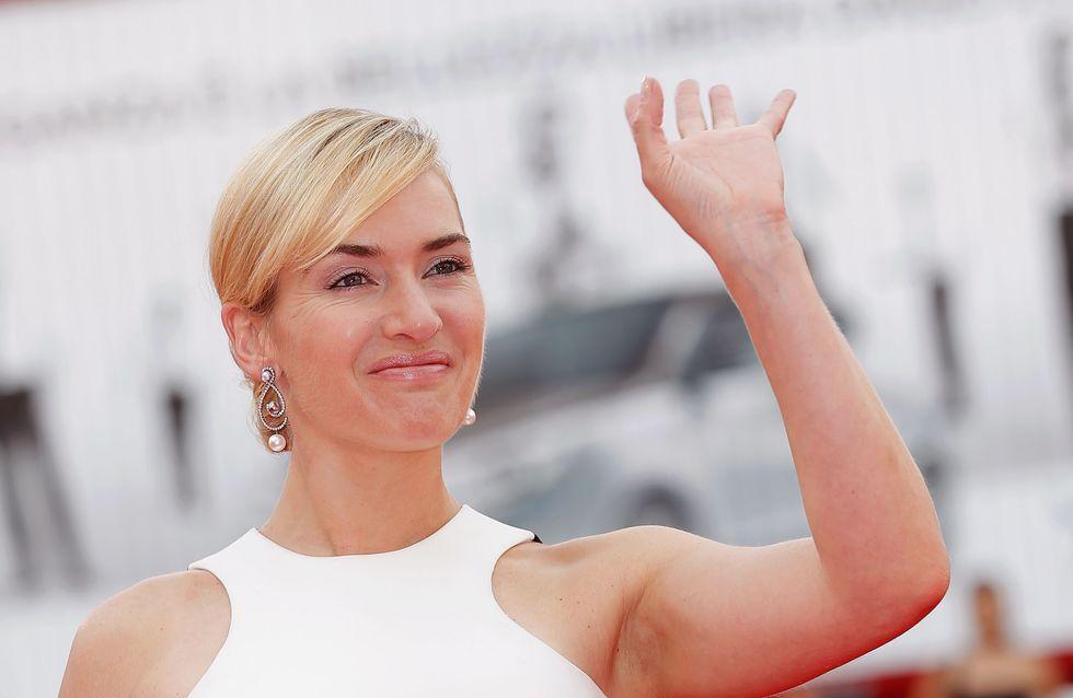 Kate Winslet : Enceinte de son troisième enfant !