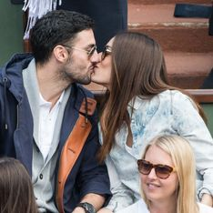 Roland Garros : Quand les people s'embrassent, se lâchent... et se curent le nez (photos)