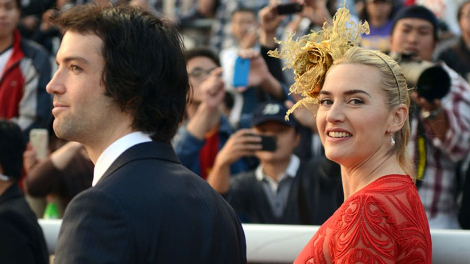Kate Winslet pregnant: Actress expecting baby with Ned Rocknroll