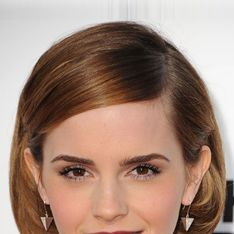 Emma Watson hair: Get her faux bob hairstyle.