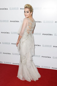 First look: Rita Ora in Vogue photo shoot