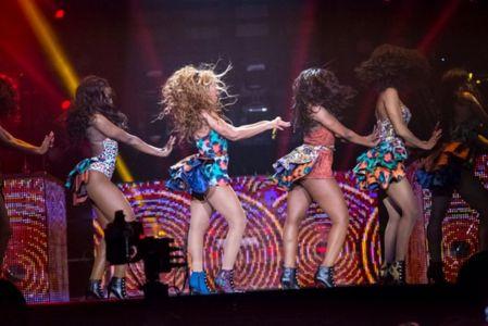 Beyoncé Mrs Carter Show World Tour