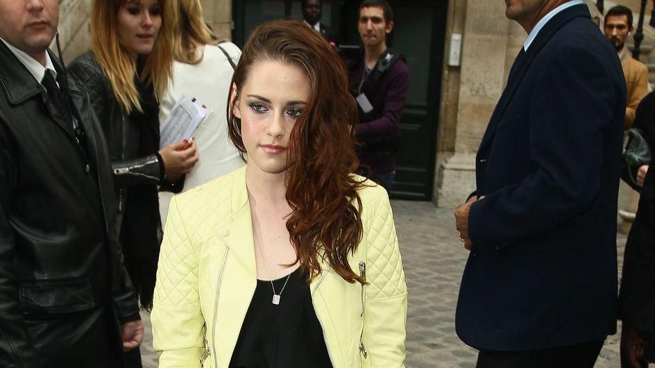 Kristen Stewart : Elle s'éloigne de Robert Pattinson