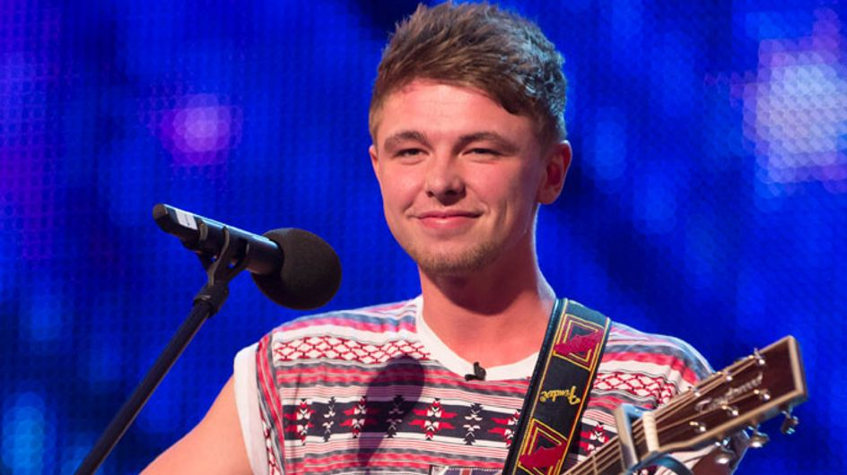 BGT 2013: Finalist Jordan O'Keefe inspired by Niall Horan after X Factor rejection