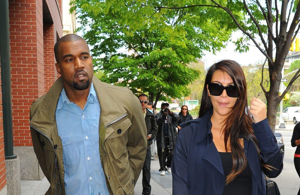 Kim Kardashian : Kanye West la fait pleurer