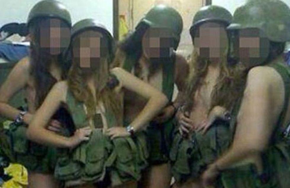 Des soldates israéliennes sanctionnées pour avoir posé nues sur Facebook