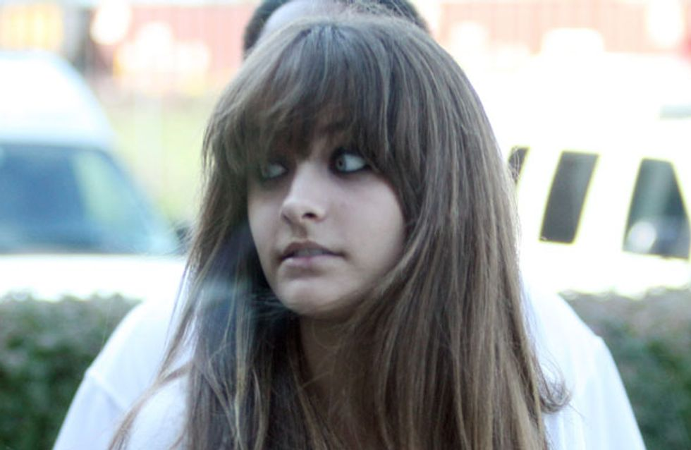"Paris Jackson ""suicide bid"": Michael's daughter ""tried to kill herself with meat cleaver"""