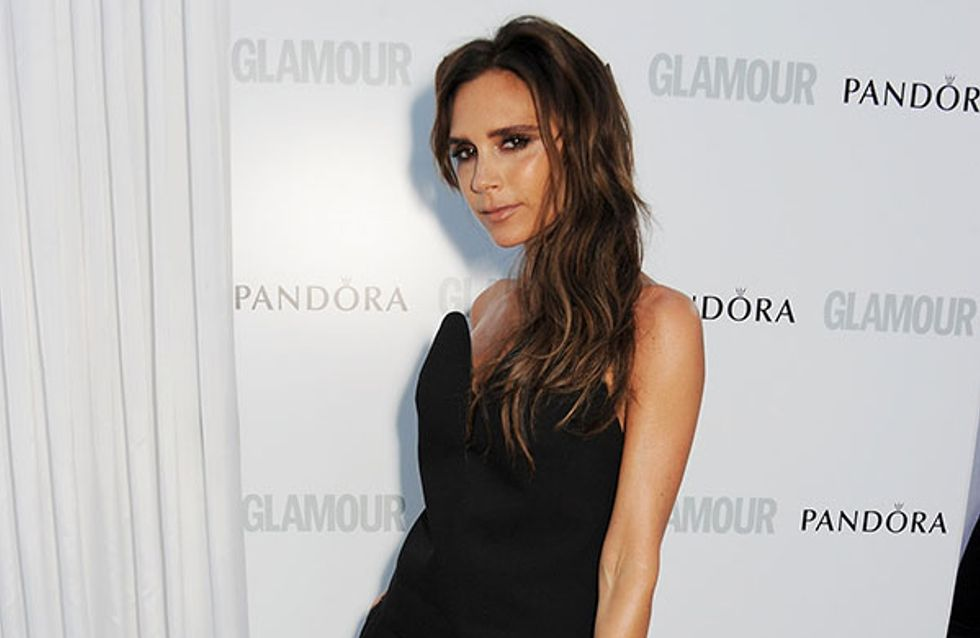 Victoria Beckham hints at high street collaboration