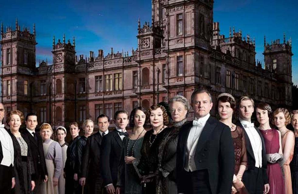 "Downton Abbey Season 4 Spoilers: Series will be full of ""shocks"""