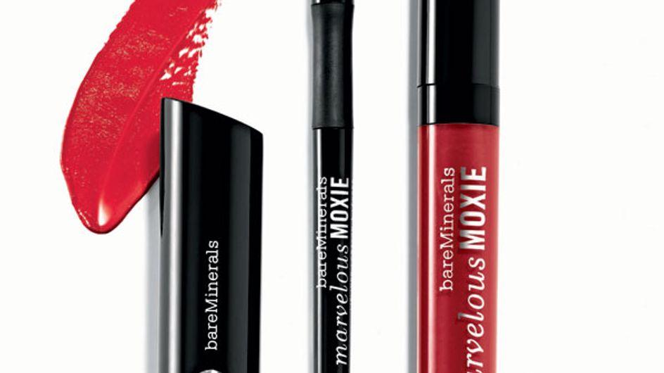 New! BareMinerals launch Marvelous Moxie Lips