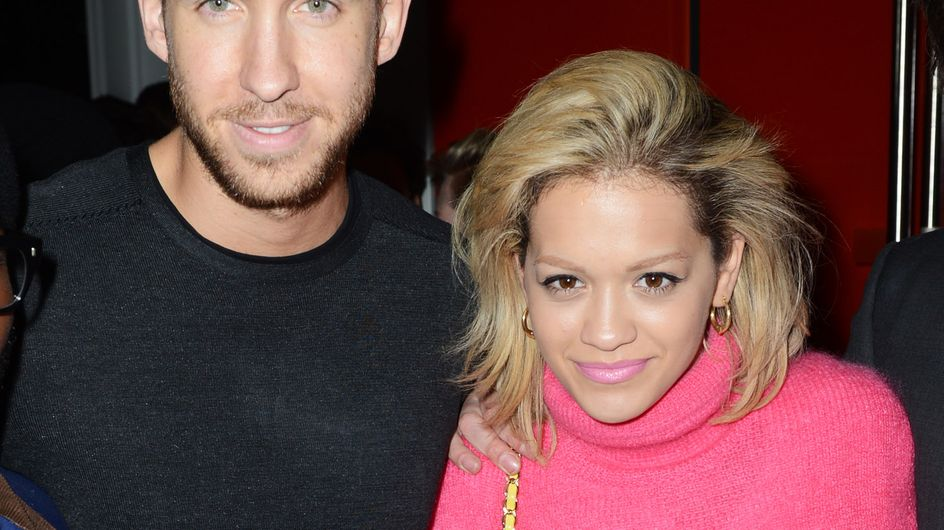 Rita Ora et Calvin Harris : Leur rendez-vous galant gâché