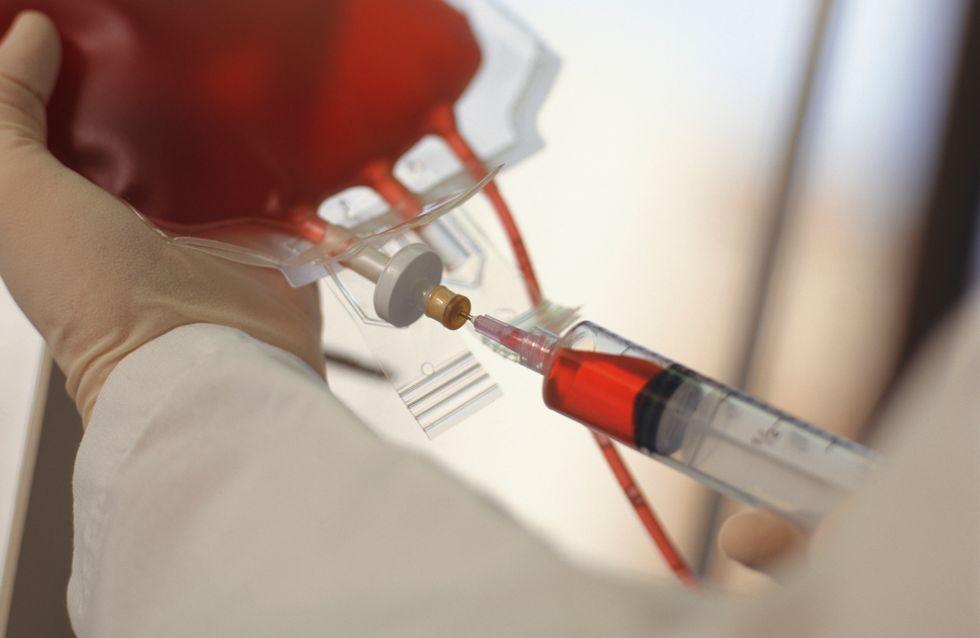 Journée mondiale du don du sang : Donner c'est sauver !