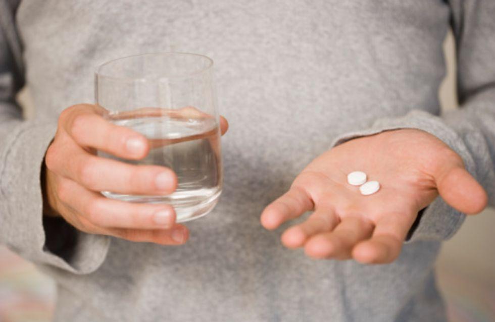 Aspirine, paracétamol... : Un danger pour la fertilité des hommes ?