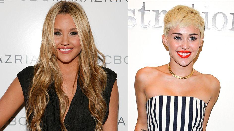 Miley Cyrus : Amanda Bynes veut lui (re)piquer son mec